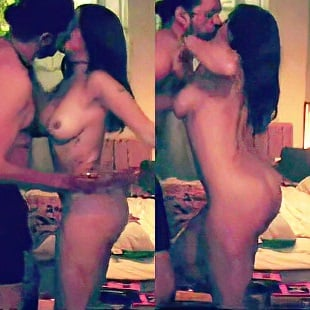 """Paulina Gaitan Nude Scenes From """"The Souvenir"""" Brightened And Enhanced"""