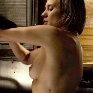 Katee Sackhoff Nude Scenes Complete Compilation