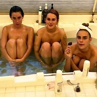Rumer Willis, Scout Willis, And Tallulah Willis Nude Photos Compilation