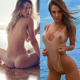Alexis Ren Nude Nips And Ass Outtakes