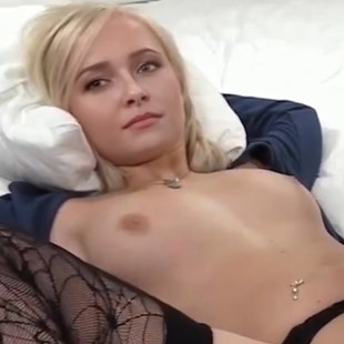 Hayden Panettiere Nude Masturbation Casting Session