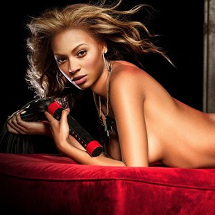 Beyonce's First Nude Photo Shoot Preview