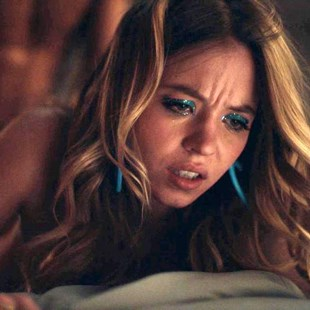 """Sydney Sweeney Nude Interracial Sex Outtake From """"Euphoria"""""""