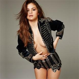 Selena Gomez Unedited Outtake Photos