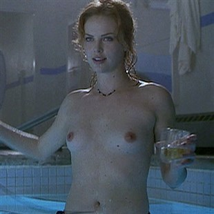 """Charlize Theron Nude Sex Scenes From """"Reindeer Games"""""""