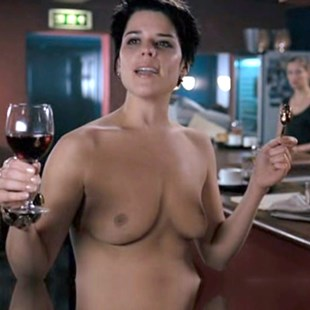 """Neve Campbell Nude Scene From """"I Really Hate My Job"""""""
