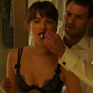"Dakota Johnson Nude Sex Scenes From ""Fifty Shades Darker"""