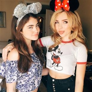 Peyton List Lesbian Disney Vacation