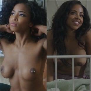 """Brittany S. Hall And KJ Smith Nude Scenes In """"Survivor's Remorse"""""""