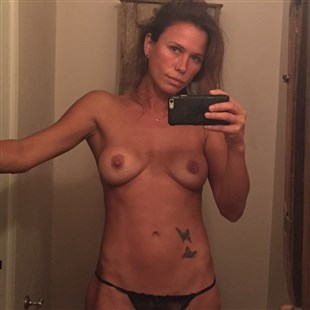 Rhona Mitra Nude Photos And Video Leaked