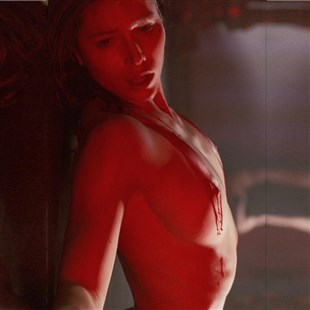 "Jessica Biel Nude Scene From ""Powder Blue"""