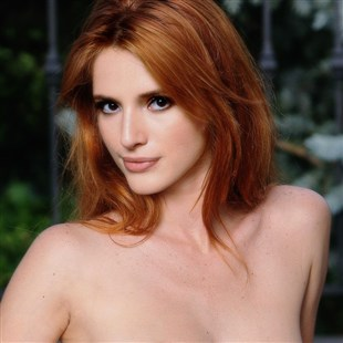 Bella Thorne Shows Off Her Nude Body