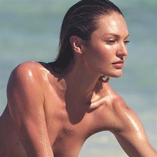 Candice Swanepoel New Nude And Behind-The-Scenes Booty Pics