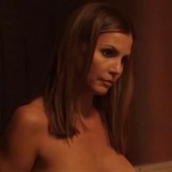 Charisma Carpenter's Nude Scenes From The Movie 'Bound'
