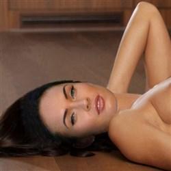 Megan Fox Doing Naked Yoga