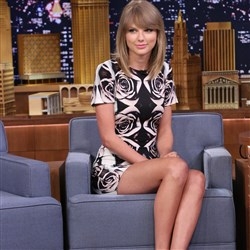 Taylor Swift Draws The Ire Of Censors With Slutty 'Tonight Show' Appearance