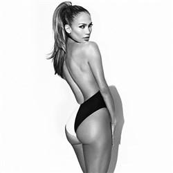 Jennifer Lopez 'Booty' Single Cover