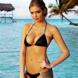 Kate Upton SI Swimsuit Issue 2014 Outtakes