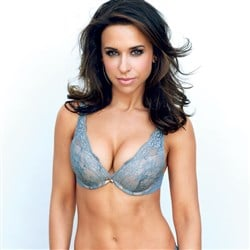 Lacey Chabert Posing In Her Bra & Panties For Maxim