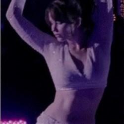 Jennifer Lawrence Belly Dancing In Spandex