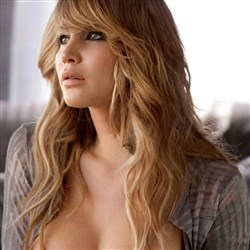 Topless Jennifer Lawrence Photographed Removing Her Panties