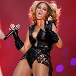 Beyonce Nude Super Bowl Rehearsal Video