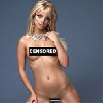 Britney Spears Poses For Naked Photo