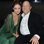 Olivia Wilde Meets With Smarmy Jew