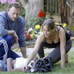 Jennifer Lawrence Robs An Unconscious Woman