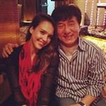 Jessica Alba Having An Affair With Jackie Chan