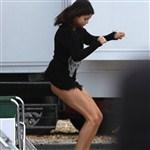 Selena Gomez Flashes Her Butt Again