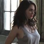 Alison Brie Hard Nipple Vid