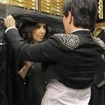 Kim Kardashian Finally Wears A Burka