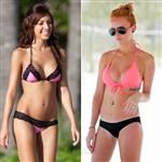 Teen Moms Farrah And Maci Bikini Showdown