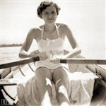 Hitler's Wife Eva Braun Sexy Cameltoe