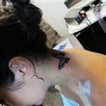 Vanessa Hudgens New Tattoo Pic