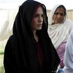 Angelina Jolie Wears Burka Declares Jihad