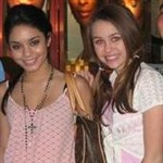 Vanessa Hudgens Manages To Take Candid Pics With Clothes On