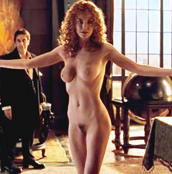 Connie Nielsen Nude Pics & Topless Sex Scenes Compilation