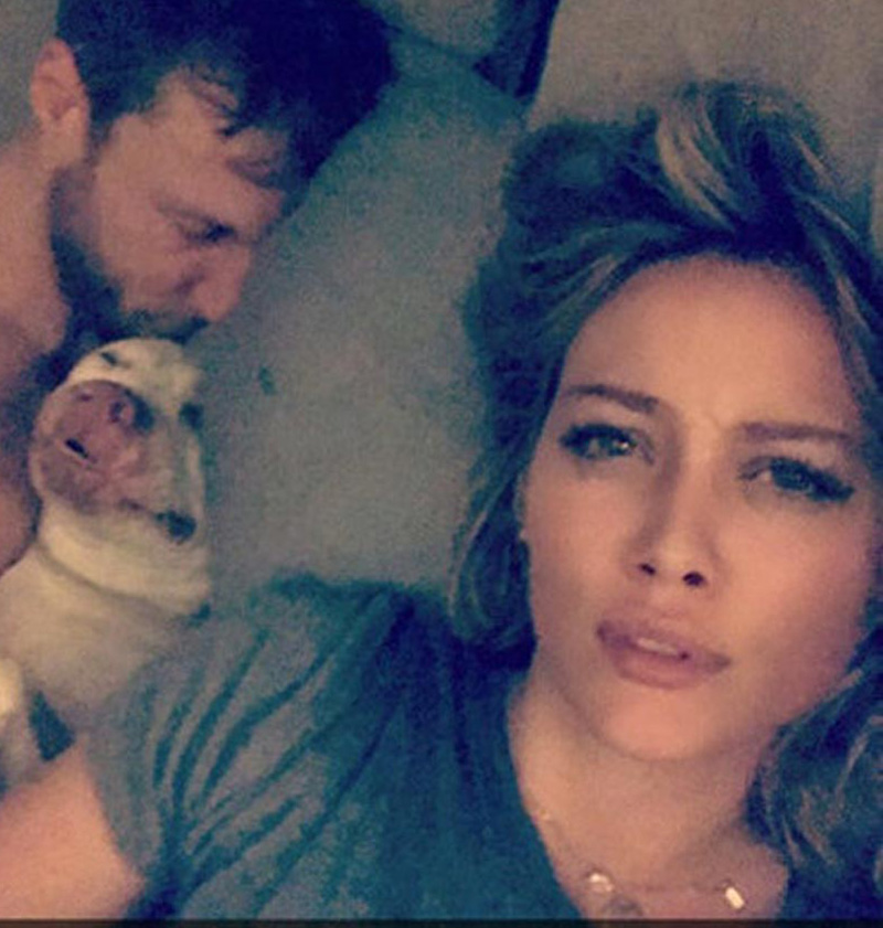 Hilary Duff Nude Leaked Pics and PORN video CONFIRMED