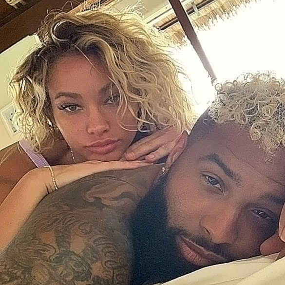 Lauren Wood Nude Pics & LEAKED Sex Tape With Odell Beckham Jr