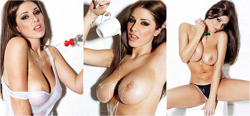 Lucy Pinder Nude LEAKED Pics And Topless Porn Video