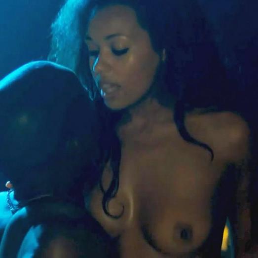Melanie Liburd Nude Pics & Sex Scenes Compilation