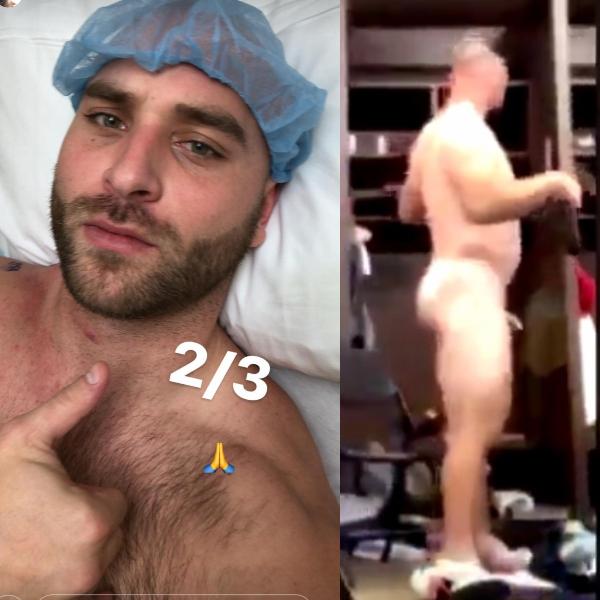 Kyle Long Naked On Instagram Live – Nude Porn Video Leaked !