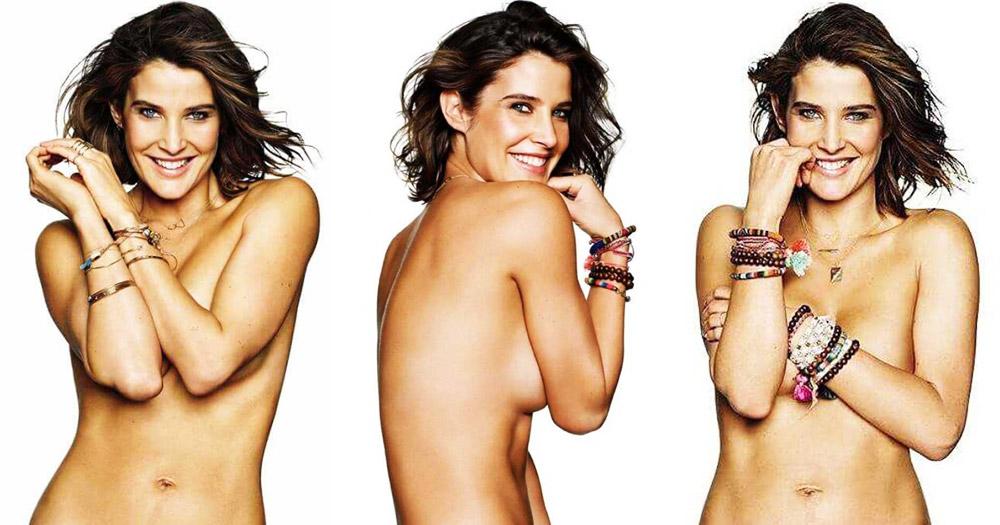 Cobie Smulders Nude Pics & Sex Scenes