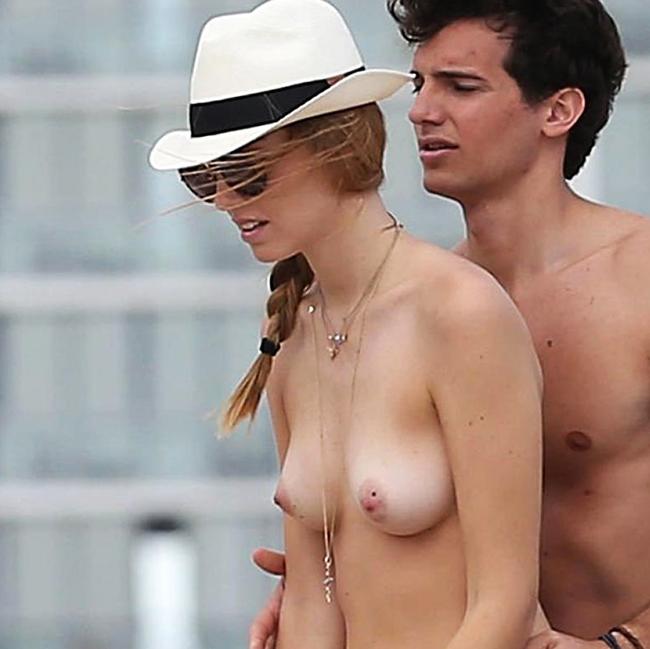 Chiara Ferragni Nude Pics & Nip Slip Collection