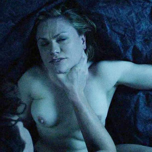 Anna Paquin Forced Sex Scene from 'The Affair'