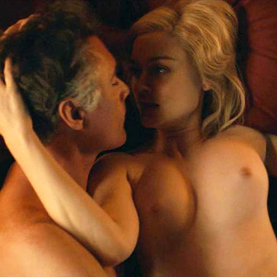 Bella Heathcote Sex Scene from 'Strange Angel'