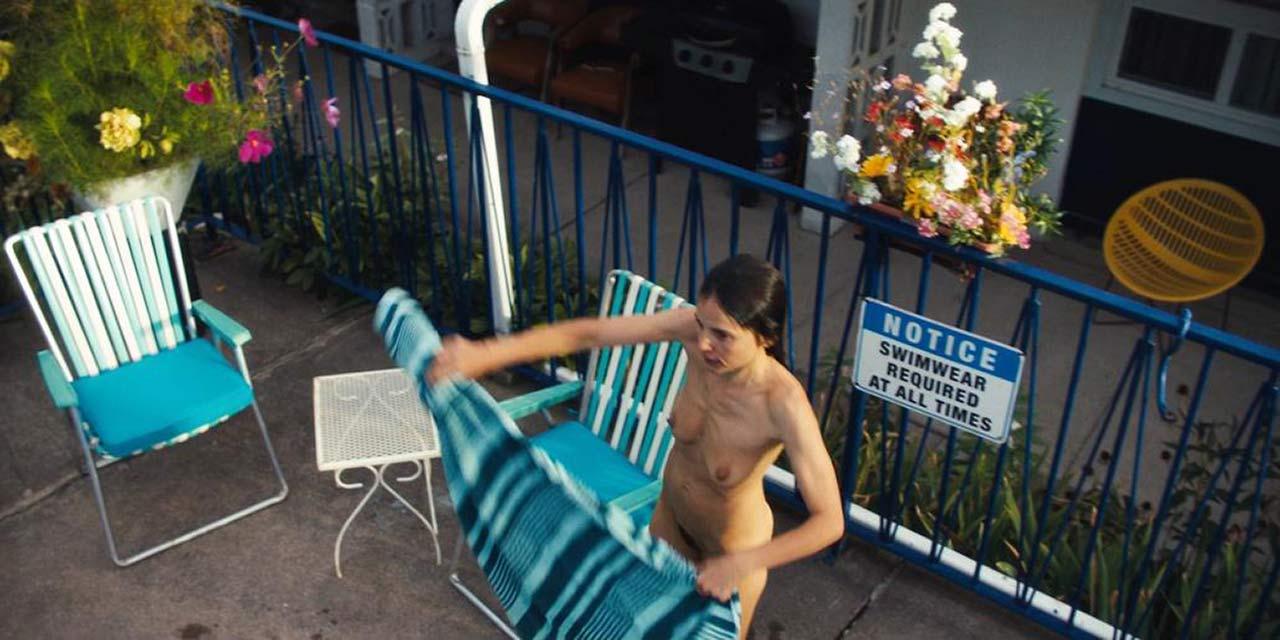 Elena Anaya Nude Scene from 'Jett'