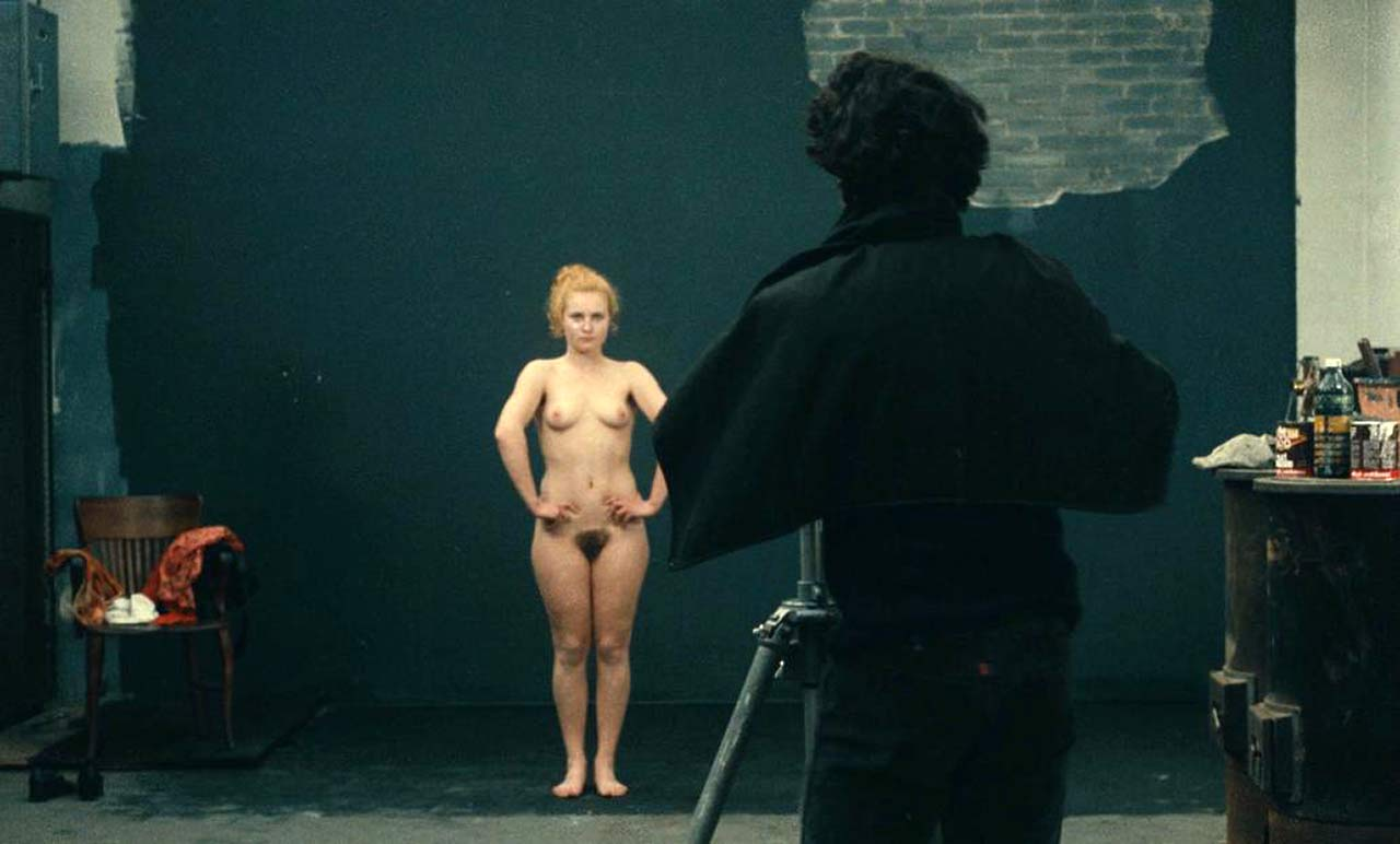 Valerie Mairesse Nude Scene from One Sings, the Other Doesn't